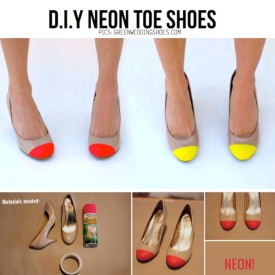 diy-neon-shoes