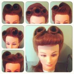 vintagehairstyles