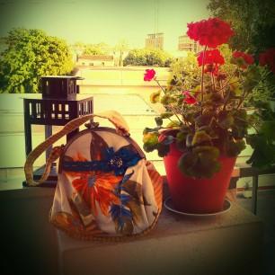 Sac à main d'été by Mosaique De Vero ♥