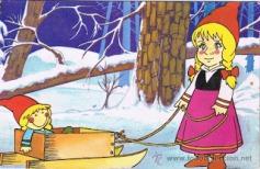 dessin animé Noeli