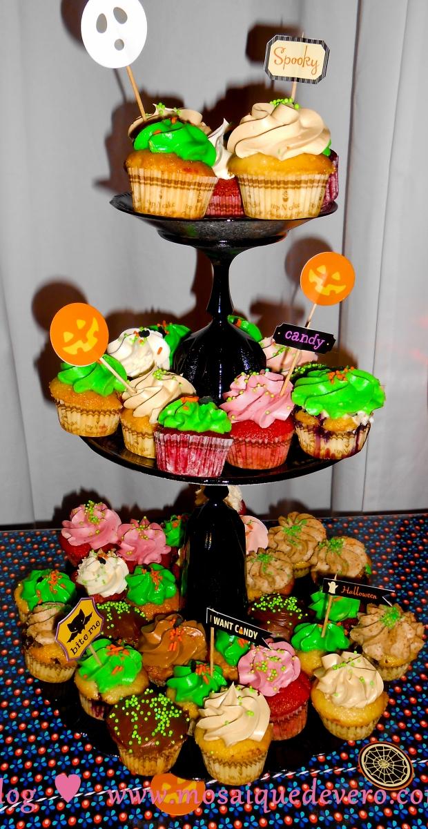 beaux et bons, les cupcakes de CupNcake
