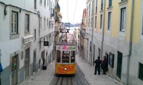 lisboa, carris, tramway