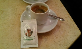 lisboa, voyage, café la brasileira
